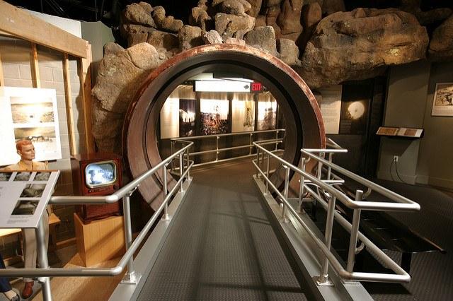 Atomic Testing Museum, Las Vegas.