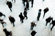 Pickpockets crowd