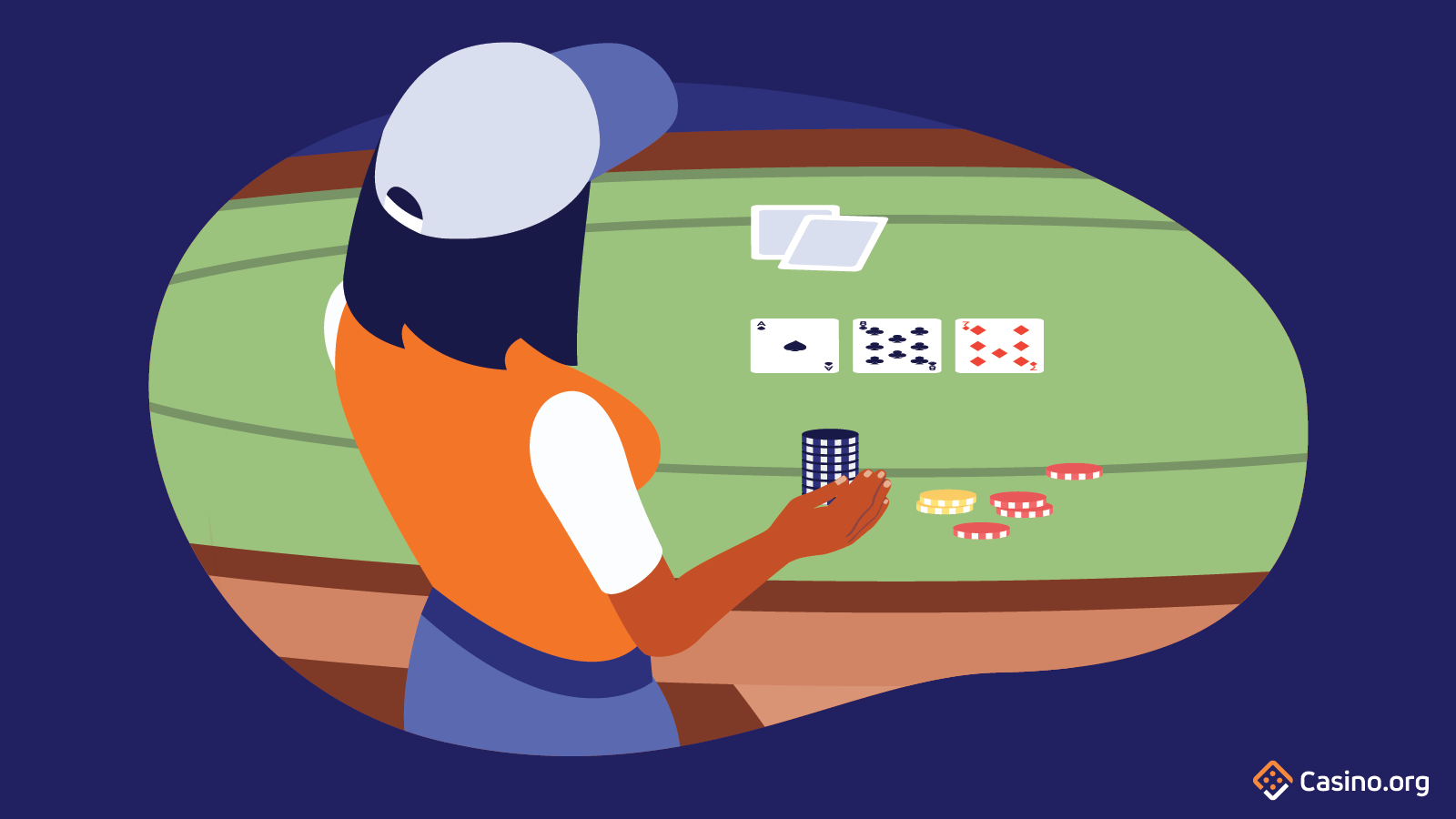 Pump fake in poker