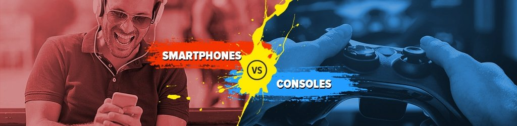 Are Smartphones Killing Consoles?