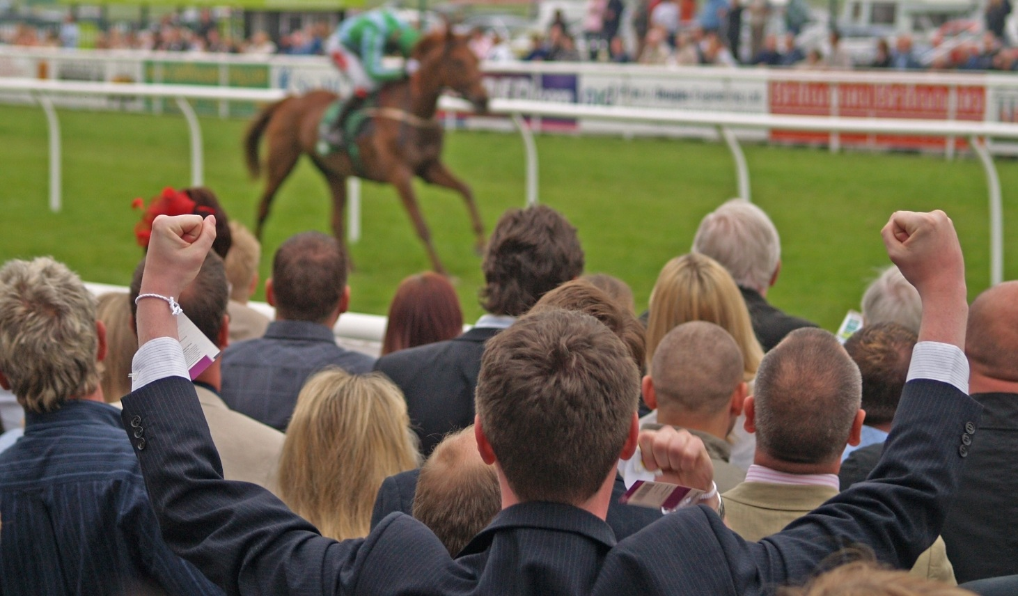 The 7 Most Annoying People You'll Find at the Races