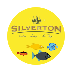 aquarium at silverton in vegas has a free show
