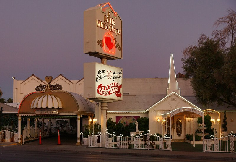 Little White Chapel Vegas
