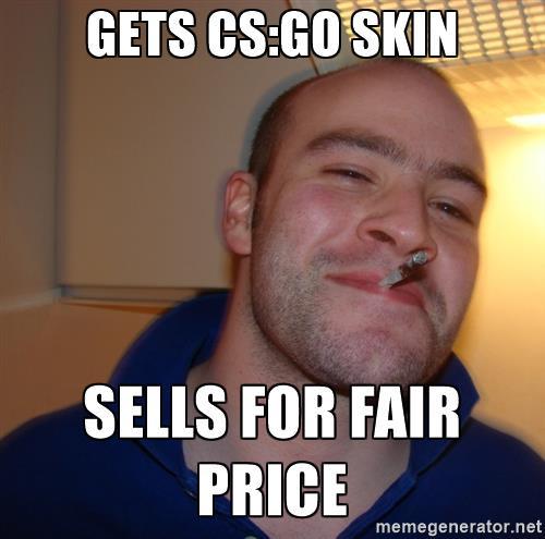 guys sells CSGO gambling winnings cheap