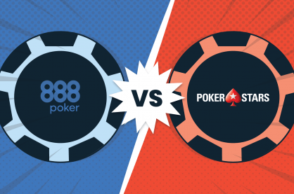 888poker vs PokerStars