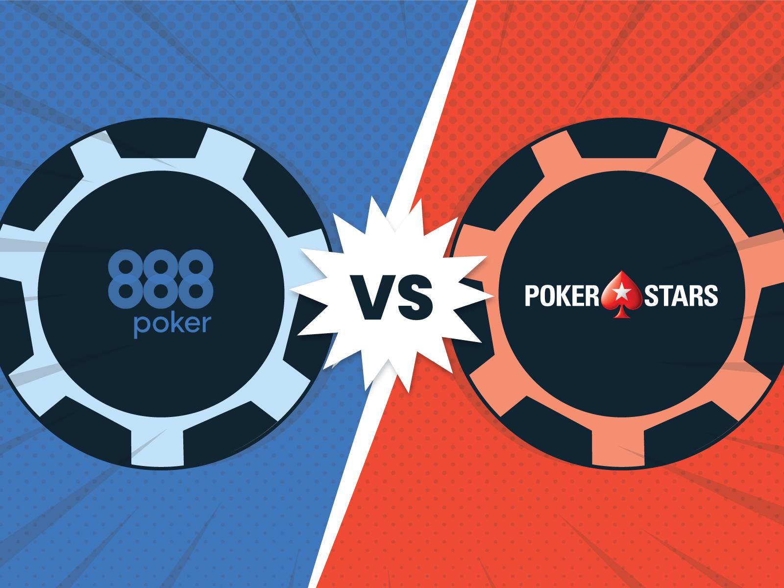 PokerStars vs 888poker – Which Is Better?