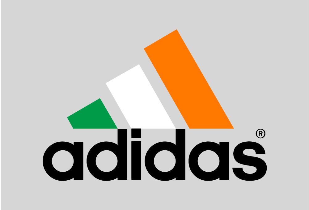 Adidas logo redesign