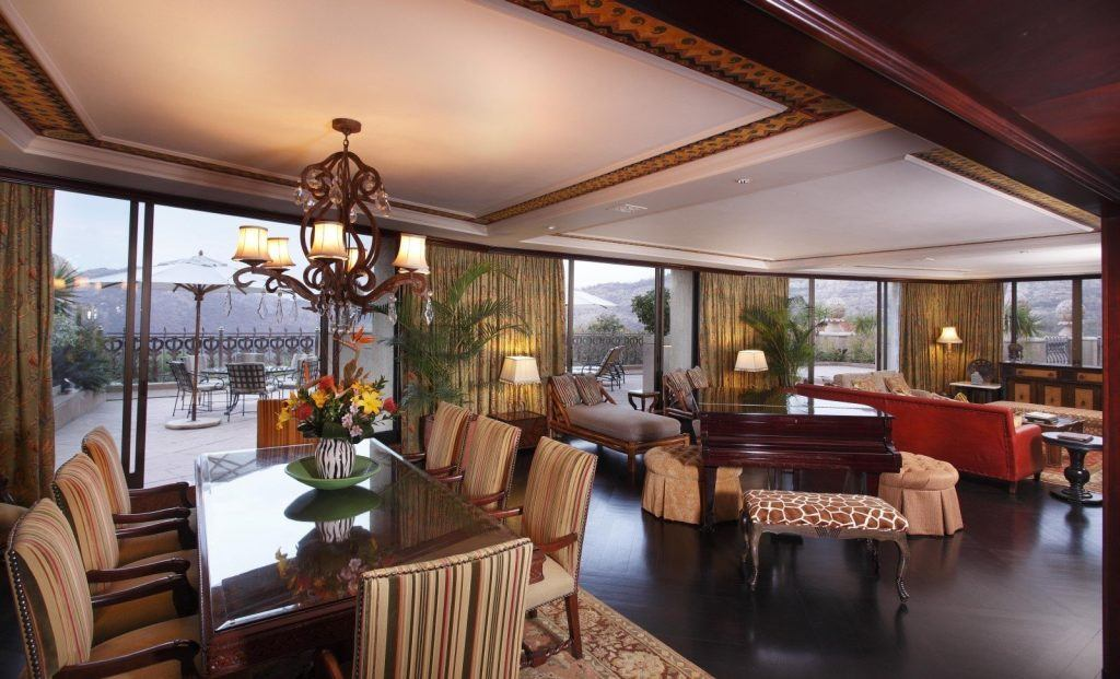 African Suite at Palace of the Lost City