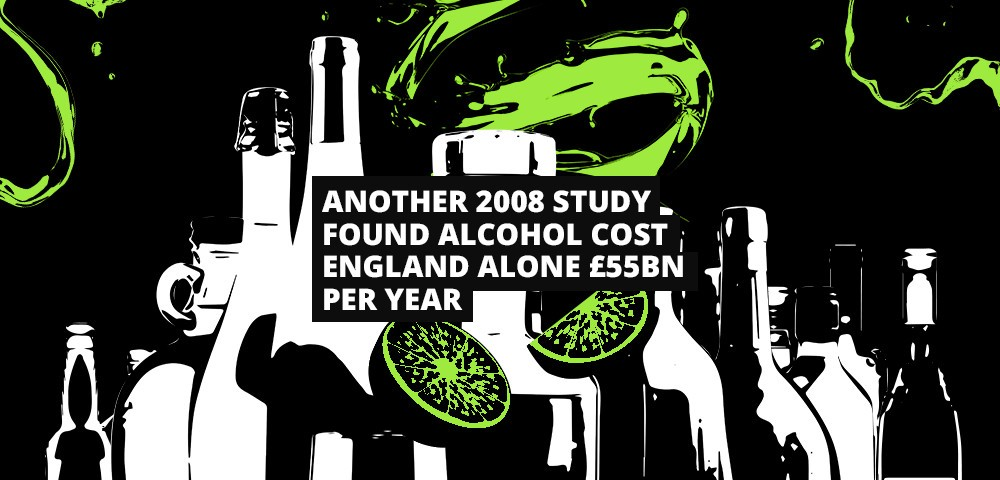 The true cost of alcohol cost in the UK