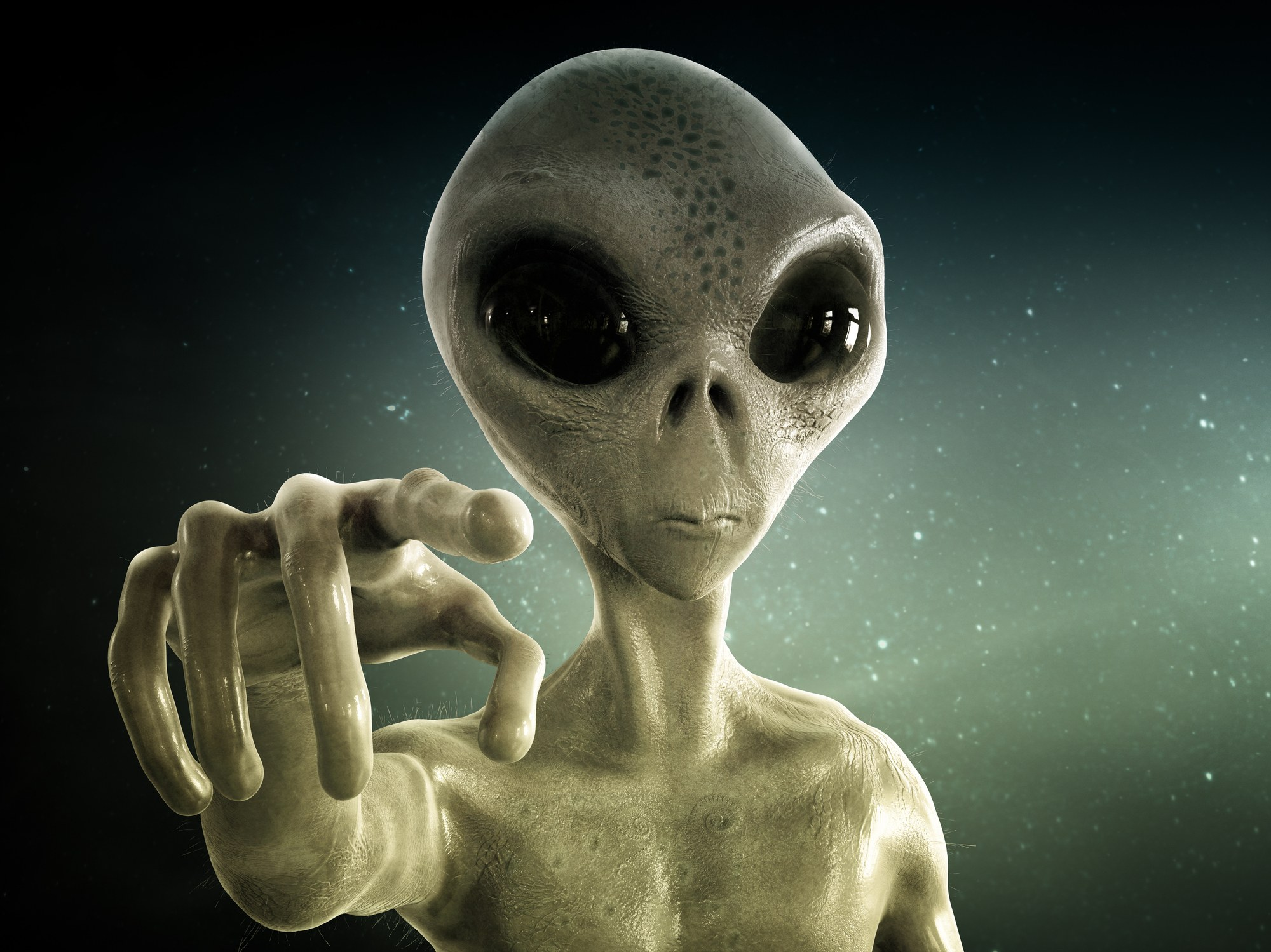 Do aliens really exist?