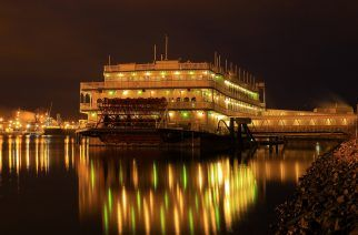 5 of Louisiana's Top Riverboat Casinos