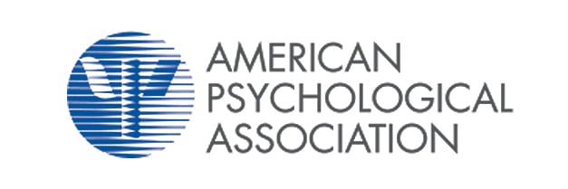 The official logo for the American Psychological Association.