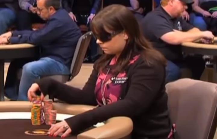 Annette Obrestad - poker