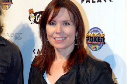 Annie Duke - poker player