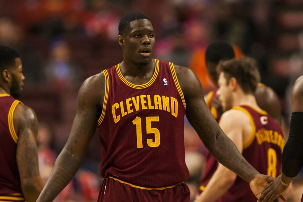 Anthony Bennett was the 1st pick in the 2013 NBA Draft