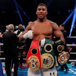 Anthony Joshua: From Watford to Wembley