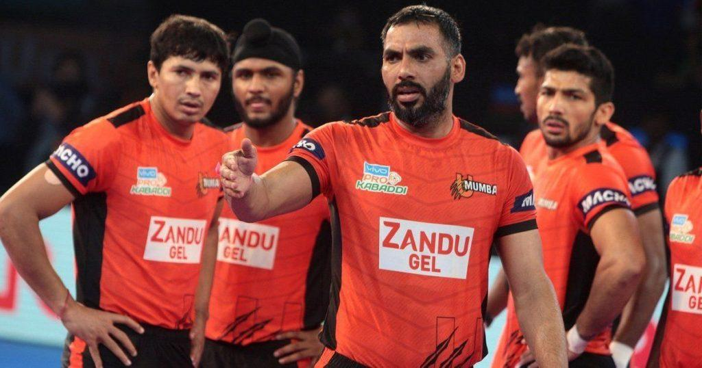 Anup Kumar - Kabaddi Player