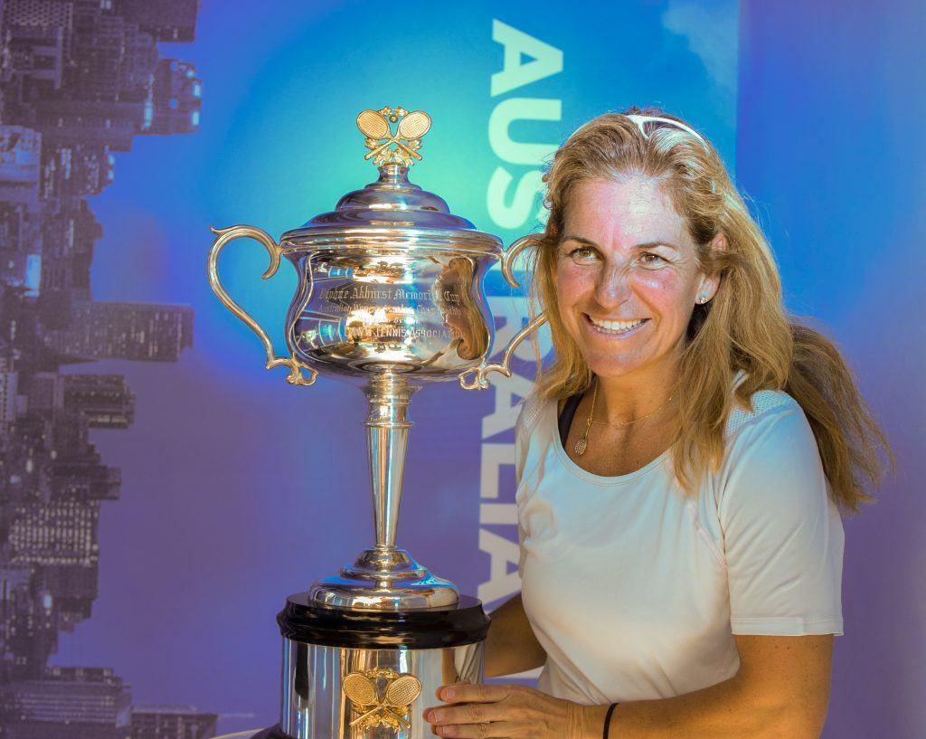 Arantxa Sanchez-Vicario - tennis