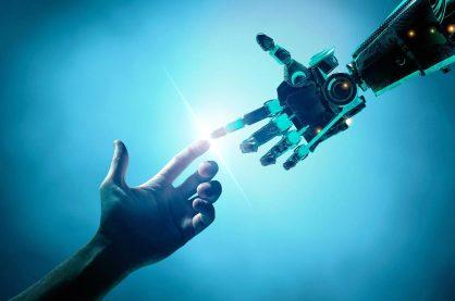 The connection between humans and A.I.
