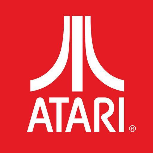 The official logo of Atari