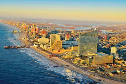 A photo of Atlantic City, New Jersey