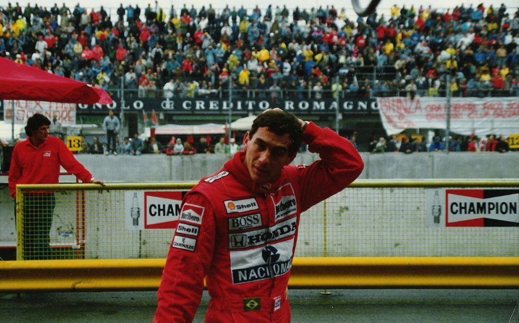 Ayrton Senna - F1 driver