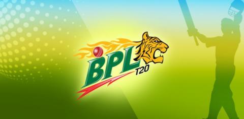 The Bangladesh T20 Premier League logo