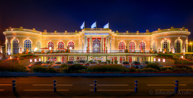 Casino Barrière de Deauville, considered to be the most beautiful gaming venue in France