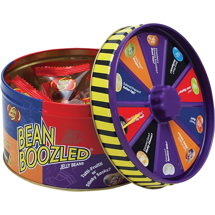 Jelly Belly BeanBoozled Tin