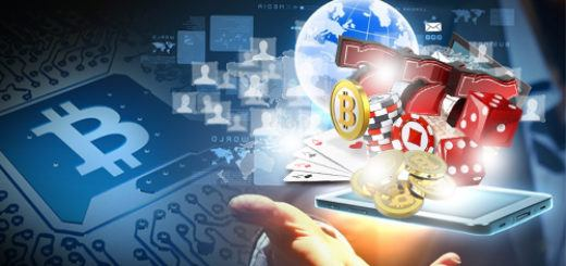 The use of Bitcoin for online gambling