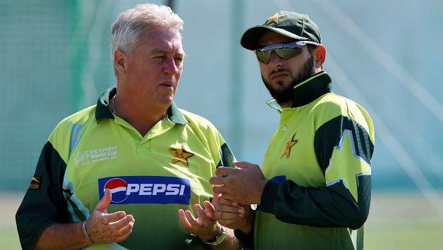 Pakistan's former head coach, Bob Woolmer