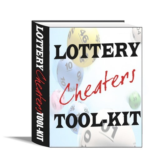 Unfortunately for everyone looking to strike it rich quick, there's no handy kit to beat the long odds of winning the lottery. (Image: gozappy.com)
