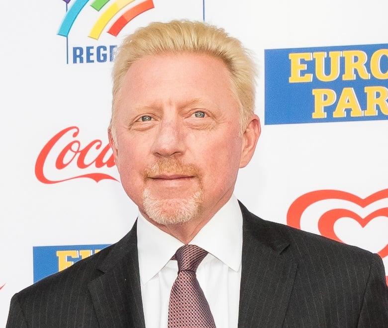 Boris Becker - tennis player