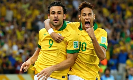 Brazil, Neymar, Fred, World Cup 2014, Betting Blog