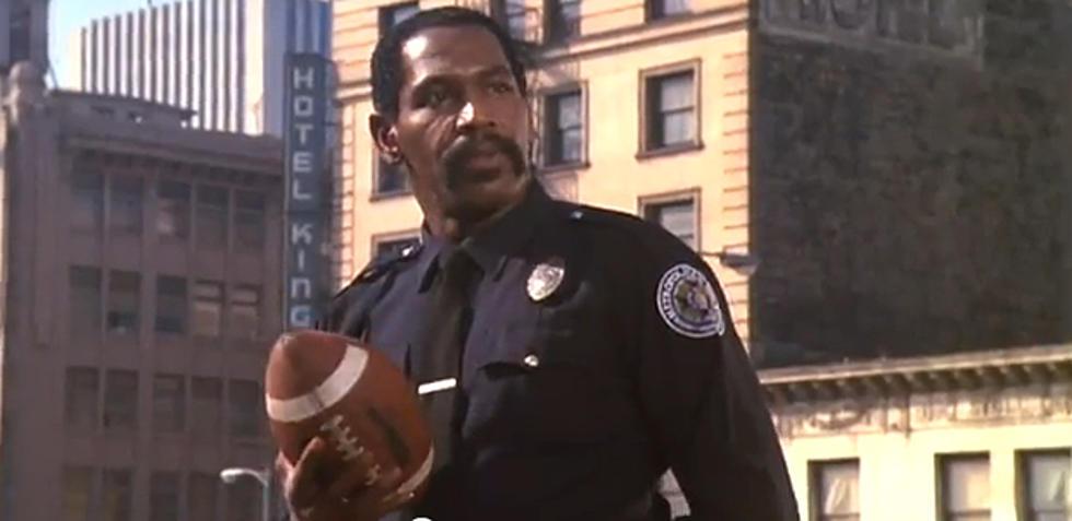 Bubba Smith Police Academy