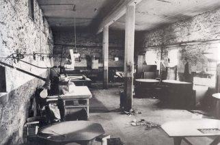 The Casino In Nevada State Prison