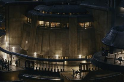 The Canto Bight Casino from The Last Jedi