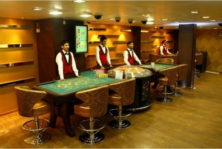 smallest casino in Goa India