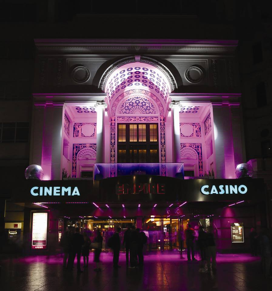 London's Casino at the Empire