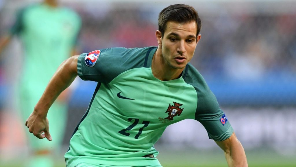 Cedric Soares, the right back for Portugal