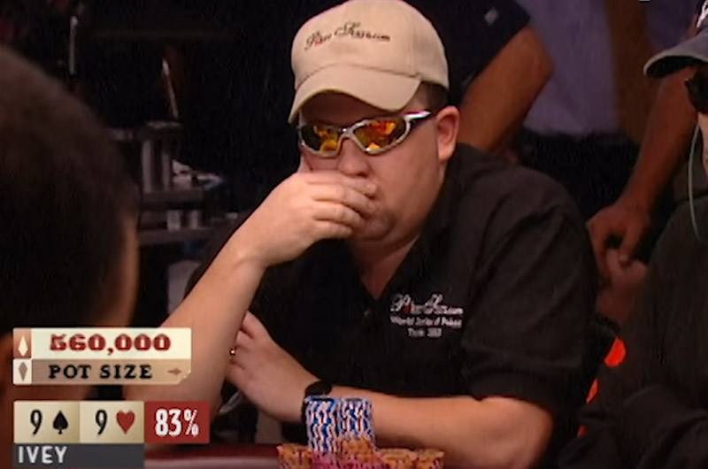 Chris Moneymaker - poker player