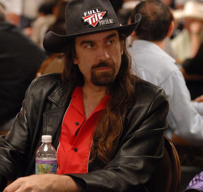 Chris Ferguson - American poker pro.