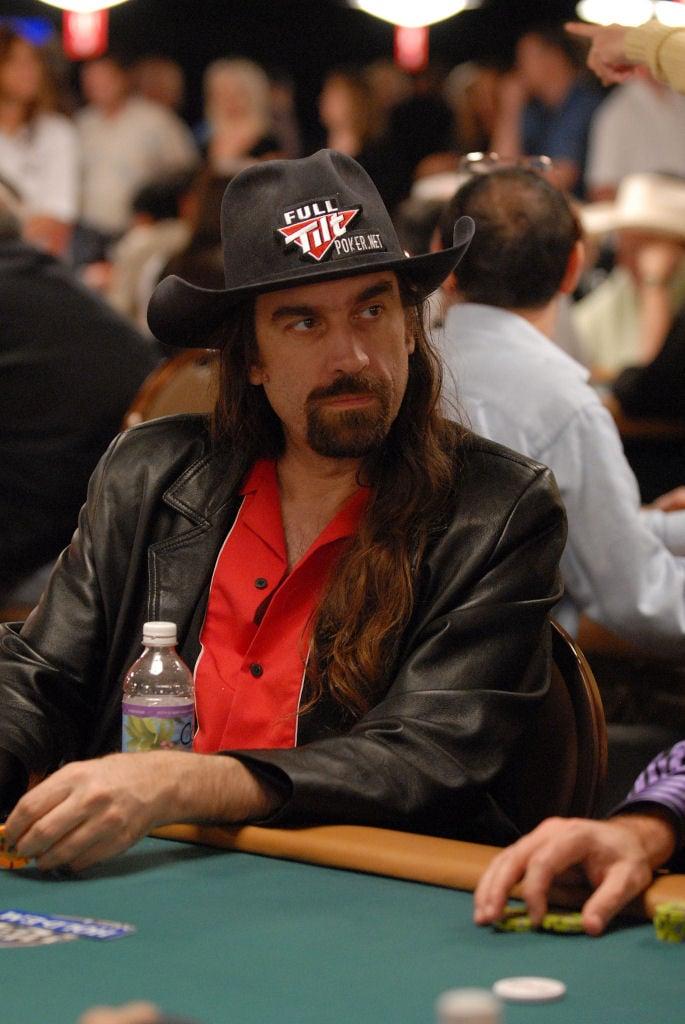 Chris Ferguson Full Tilt Poker