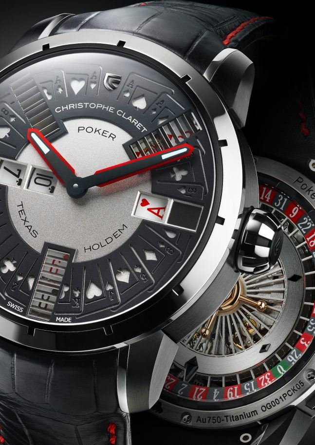 Christophe Claret watch