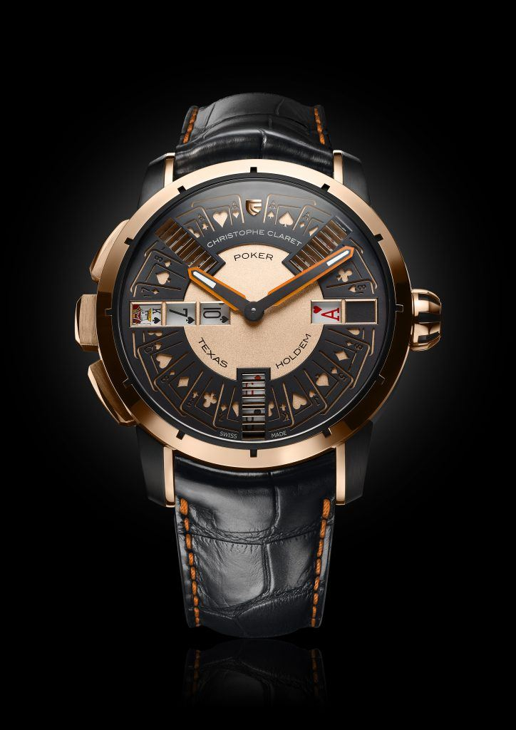 Christophe Claret watch