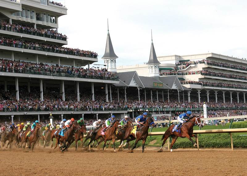 Churchill Downs racecourse