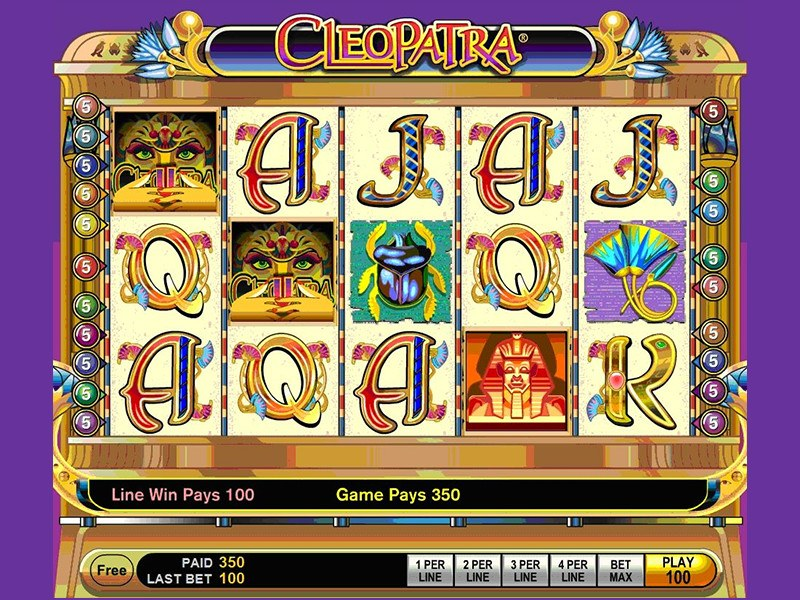 Cleopatra is a popular online slot that could potentially become a VR game