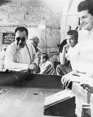 Prisoners playing craps
