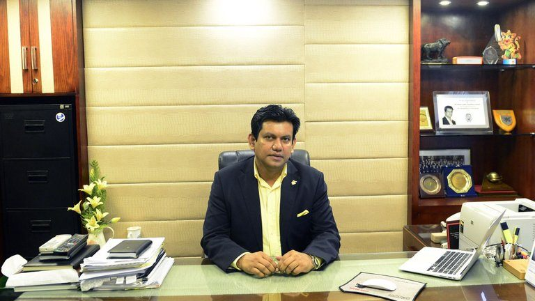 The Bangladesh Cricket Board Chief Executive