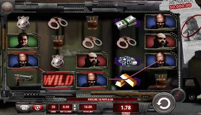 Crime Pays is a WMS creation